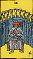 カップの9のカードの意味と詳細