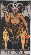 悪魔 THE DEVIL